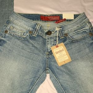 NWT Guess Daredevil Bootcut Jeans